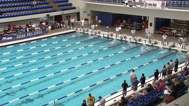 Women's 100 Breaststroke Heat 06 - 2012 Indianapolis Grand Prix