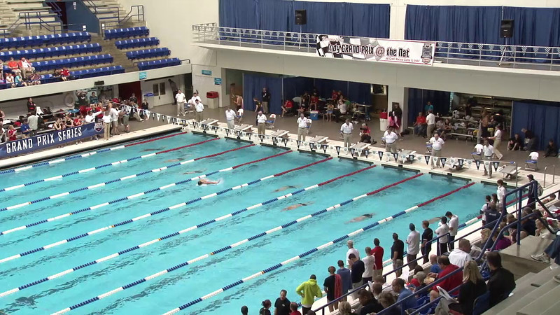 Men's 100 Breaststroke Heat 10 - 2012 Indianapolis Grand Prix