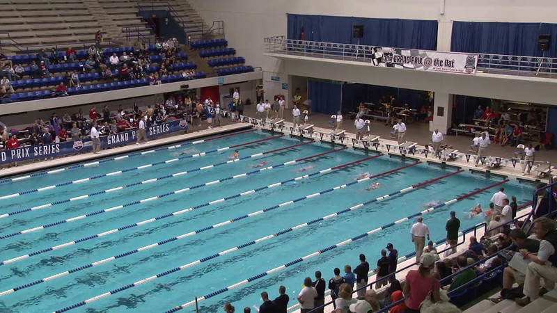 Women's 100 Butterfly Heat 11 - 2012 Indianapolis Grand Prix