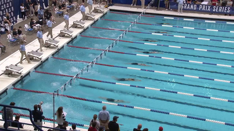 Women's 400 Medley Final B - 2012 Indianapolis Grand Prix