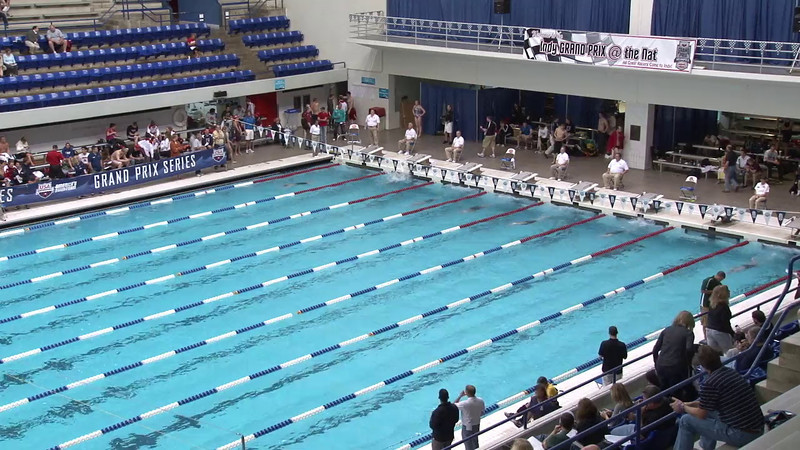 Women's 200 Freestyle Heat 07 - 2012 Indianapolis Grand Prix