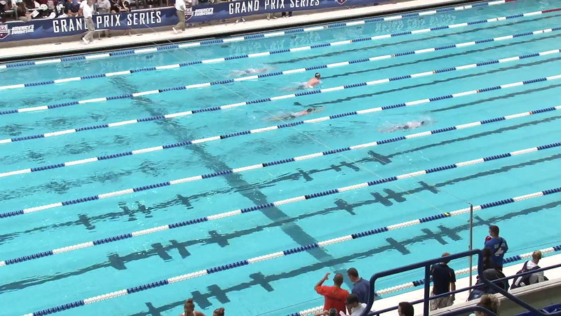 Men's 200 Butterfly Heat 01 - 2012 Indianapolis Grand Prix