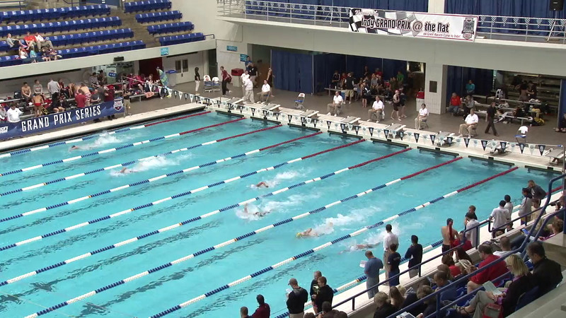Men's 100yd Freestyle Heat 07 - 2012 Indianapolis Grand Prix