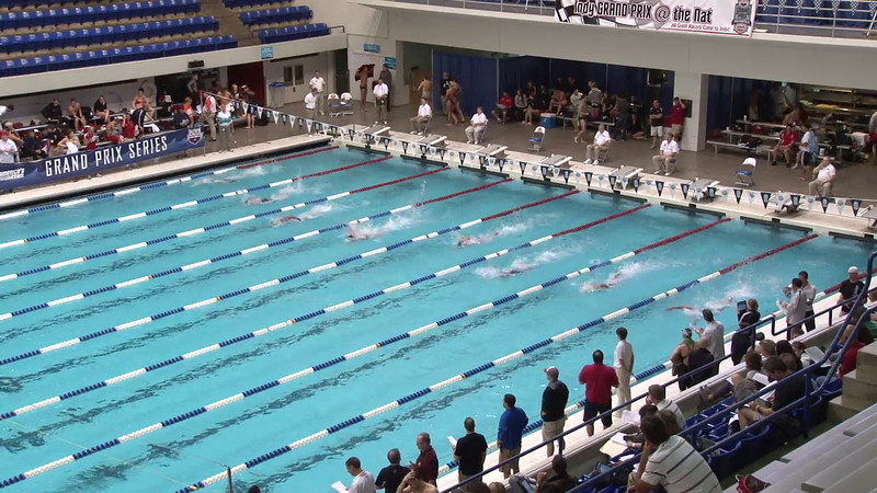 Women's 100yd Freestyle Heat 18 - 2012 Indianapolis Grand Prix