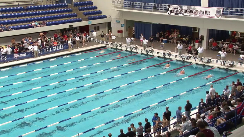 Men's 200 Butterfly Heat 07 - 2012 Indianapolis Grand Prix