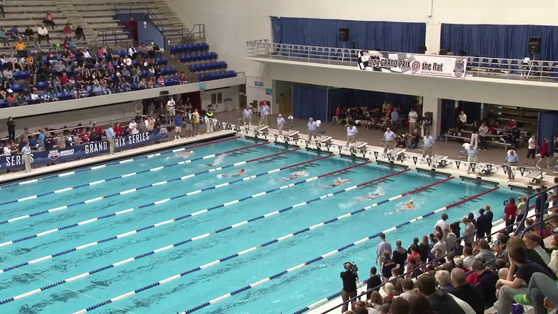 Women's 200 Breaststroke Final A - 2012 Indianapolis Grand Prix