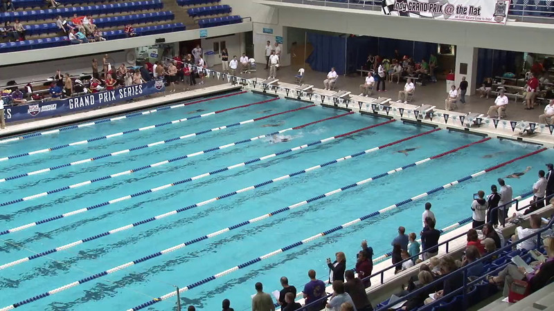 Women's 100yd Freestyle Heat 013 - 2012 Indianapolis Grand Prix