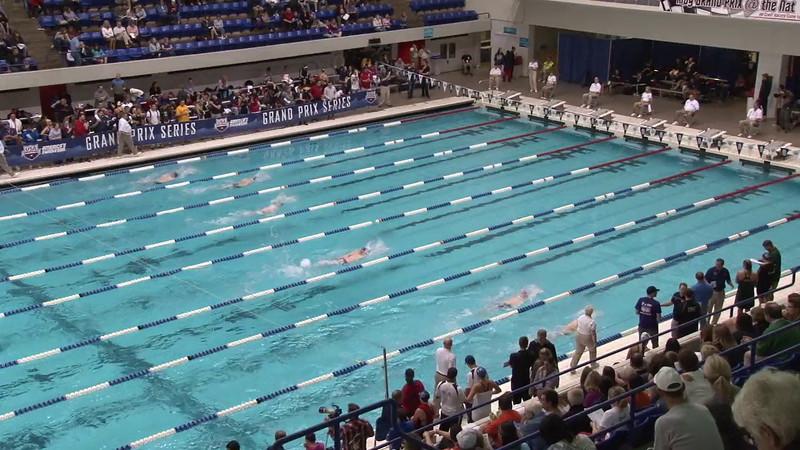 Men's 100 Backstroke Heat 05 - 2012 Indianapolis Grand Prix