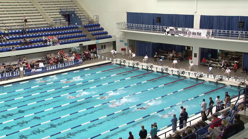 Men's 100yd Freestyle Heat 04 - 2012 Indianapolis Grand Prix