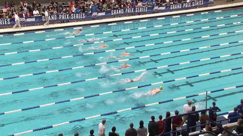 Men's 400 Medley Heat 09 - 2012 Indianapolis Grand Prix