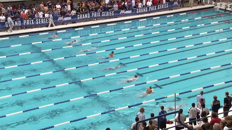 Women's 200 Butterfly Final C - 2012 Indianapolis Grand Prix