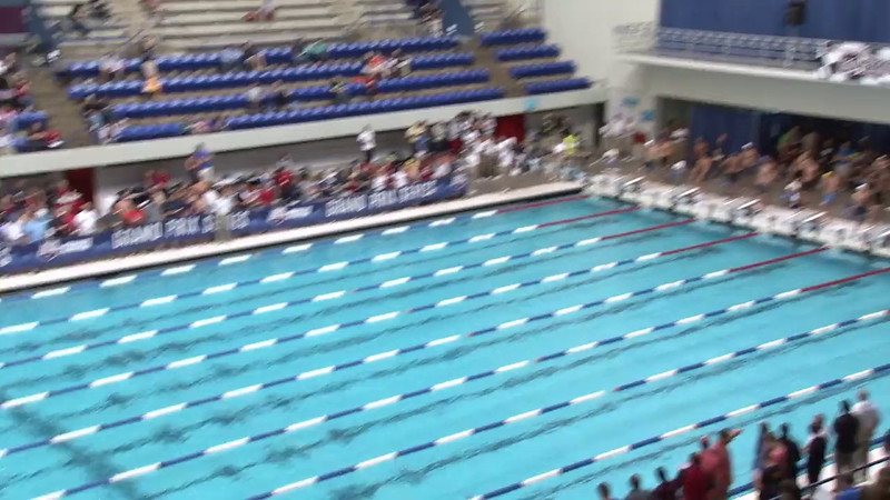 Men's 50 Freestyle Heat 11 - 2012 Indianapolis Grand Prix