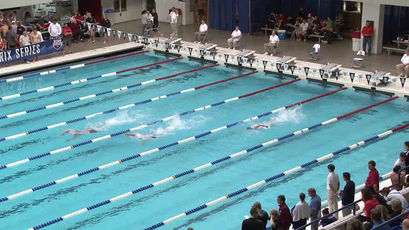 Men's 100yd Freestyle Heat 01 - 2012 Indianapolis Grand Prix