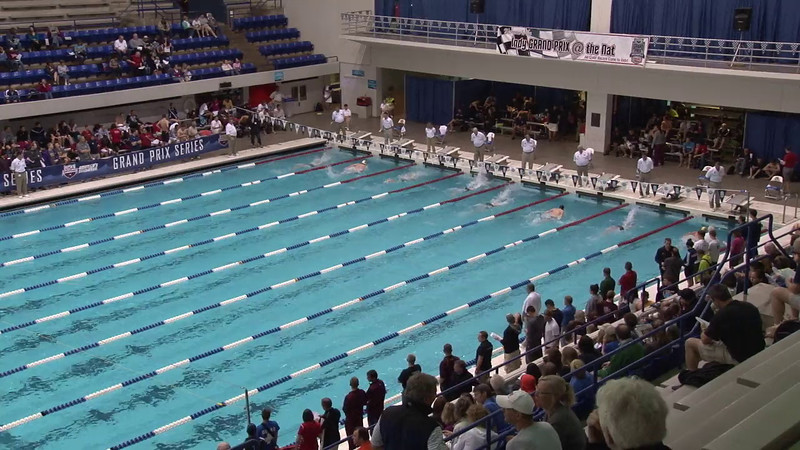Men's 200 Breaststroke Heat 04 - 2012 Indianapolis Grand Prix