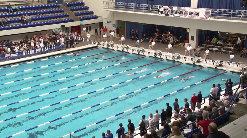 Women's 200 Freestyle Heat 15 - 2012 Indianapolis Grand Prix