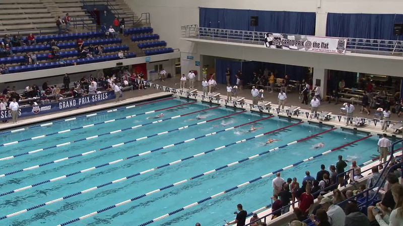 Women's 200 Breaststroke Heat 01 - 2012 Indianapolis Grand Prix