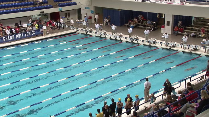 Men's 100 Breaststroke Heat 02 - 2012 Indianapolis Grand Prix