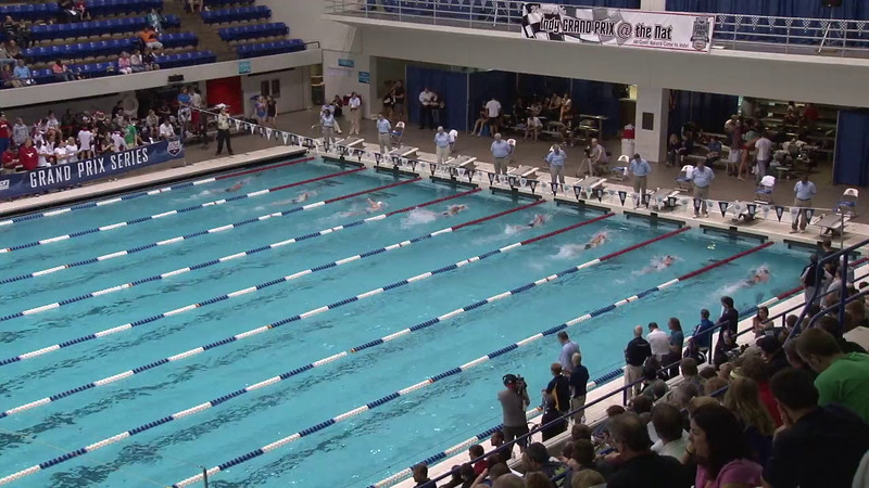Women's 200 Freestyle Final B - 2012 Indianapolis Grand Prix