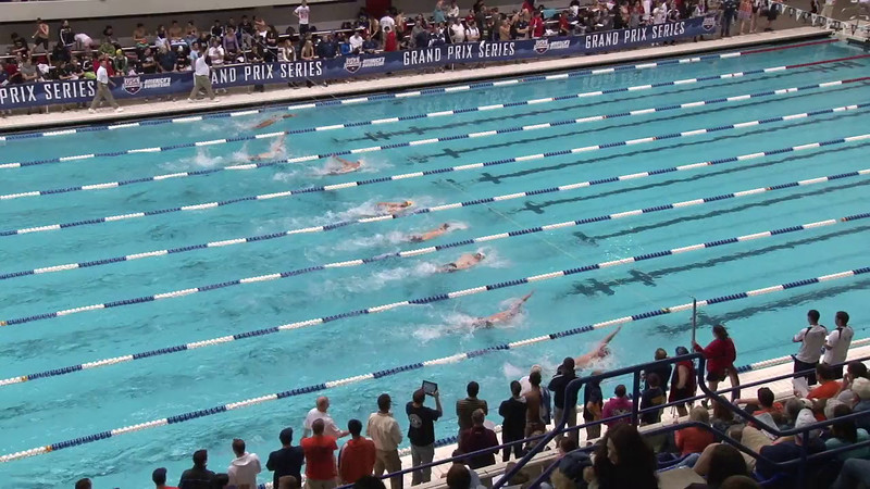 Men's 100 Backstroke Heat 10 - 2012 Indianapolis Grand Prix