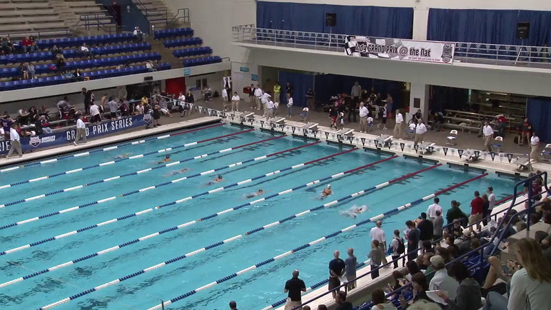 Women's 100 Butterfly Heat 04 - 2012 Indianapolis Grand Prix