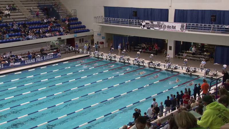 Women's 800 Freestyle Final A -  2012 Indianapolis Grand Prix
