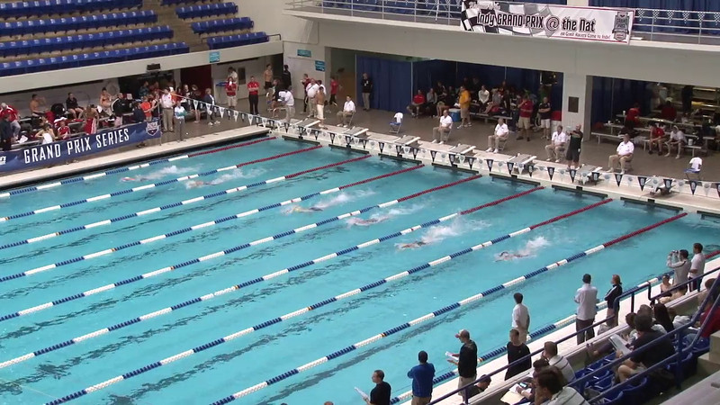 Women's 100yd Freestyle Heat 17 - 2012 Indianapolis Grand Prix