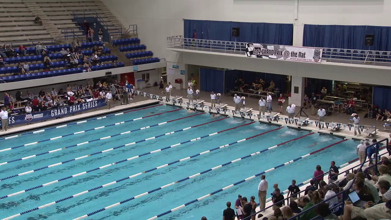 Men's 200 Medley Heat 08 - 2012 Indianapolis Grand Prix