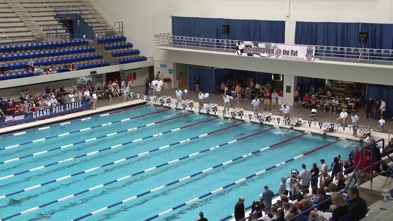 Women's 100 Breaststroke Heat 12 - 2012 Indianapolis Grand Prix