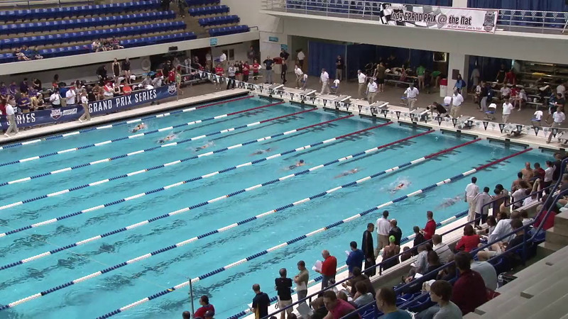 Women's 200 Butterfly Heat 08 - 2012 Indianapolis Grand Prix