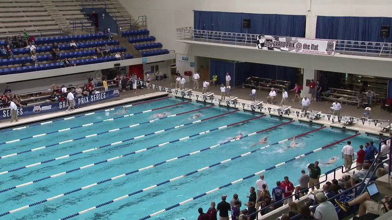 Men's 100 Backstroke Heat 02 - 2012 Indianapolis Grand Prix
