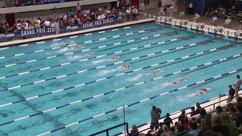 Men's 200 Freestyle Final C - 2012 Indianapolis Grand Prix