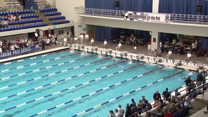 Men's 200 Freestyle Heat 08 - 2012 Indianapolis Grand Prix