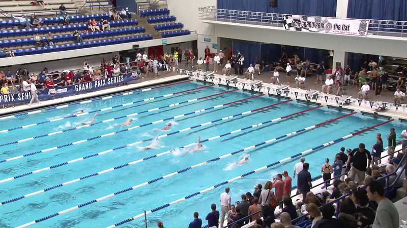 Men's 200 Backstroke Heat 07 - 2012 Indianapolis Grand Prix