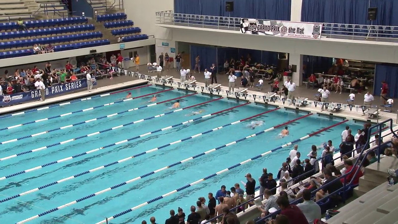 Men's 200 Butterfly Heat 06 - 2012 Indianapolis Grand Prix