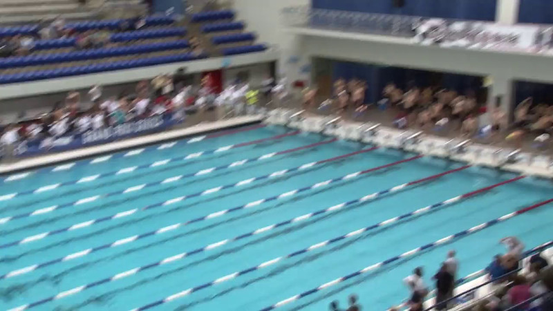 Men's 50 Freestyle Heat 01 - 2012 Indianapolis Grand Prix
