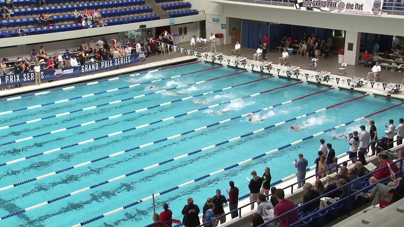 Men's 100yd Freestyle Heat 05 - 2012 Indianapolis Grand Prix