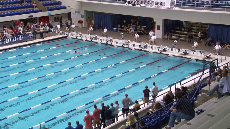 Men's 200 Freestyle Heat 06 - 2012 Indianapolis Grand Prix