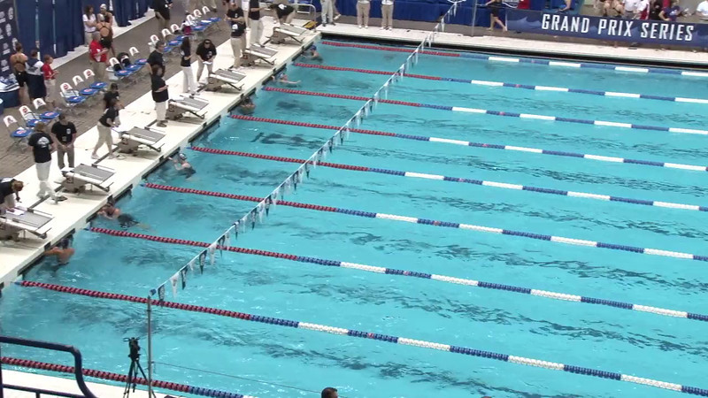 Women's 50 Freestyle Heat 10 - 2012 Indianapolis Grand Prix