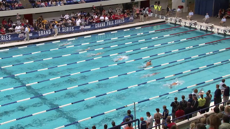 Men's 200 Butterfly Final B - 2012 Indianapolis Grand Prix