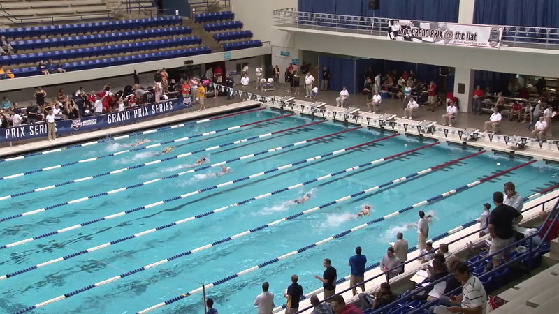 Women's 100yd Freestyle Heat 16 - 2012 Indianapolis Grand Prix