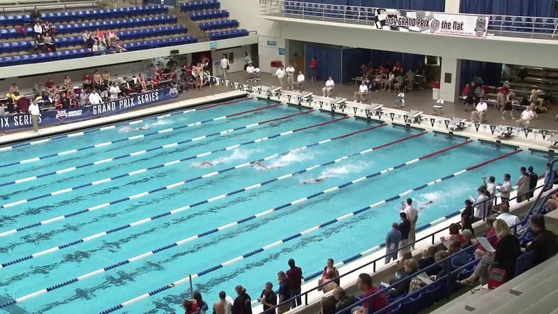 Men's 100yd Freestyle Heat 13 - 2012 Indianapolis Grand Prix