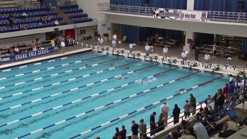 Men's 100 Backstroke Heat 01 - 2012 Indianapolis Grand Prix