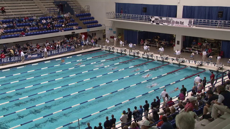 Women's 100 Butterfly Heat 12 - 2012 Indianapolis Grand Prix