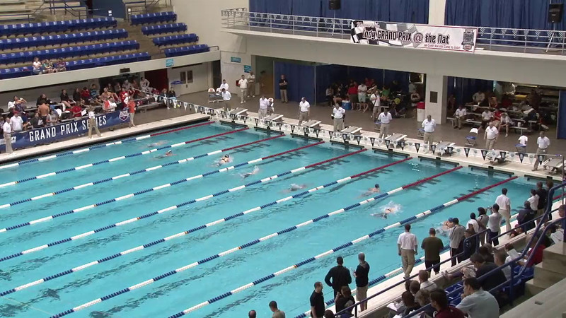 Women's 200 Butterfly Heat 06 - 2012 Indianapolis Grand Prix