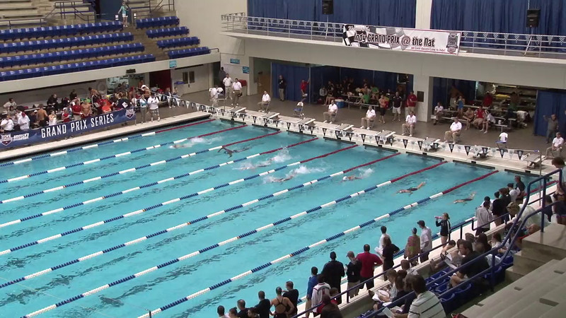Women's 100yd Freestyle Heat 21 - 2012 Indianapolis Grand Prix