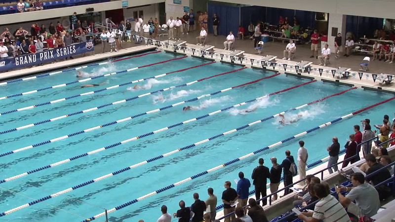 Men's 100yd Freestyle Heat 17 - 2012 Indianapolis Grand Prix