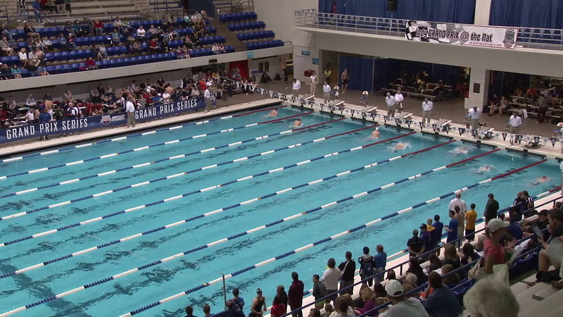 Men's 100 Butterfly Heat 05 - 2012 Indianapolis Grand Prix