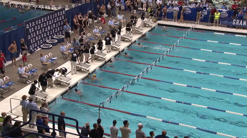 Men's 50 Freestyle Final B - 2012 Indianapolis Grand Prix