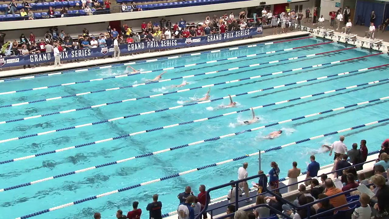 Men's 200 Backstroke Heat 06 - 2012 Indianapolis Grand Prix