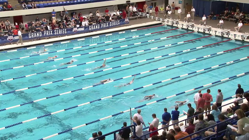 Women's 200 Backstroke Heat 07 - 2012 Indianapolis Grand Prix